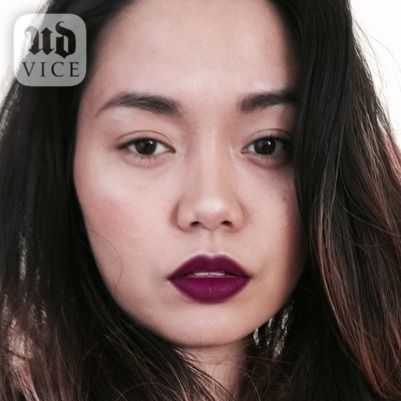 Moshpit (Cream) I just (virtually) tried on Vice Lipstick on Urban Decay's site. You should test some shades out too! #urbandecay