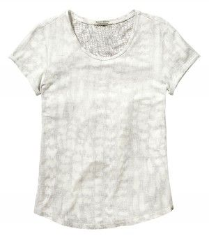 Maison Scotch Allover Printed T-Shirt