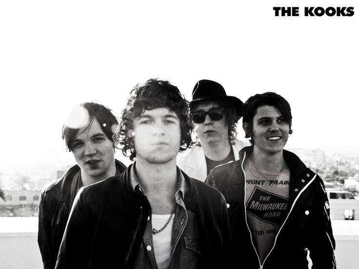 The Kooks!!! <3