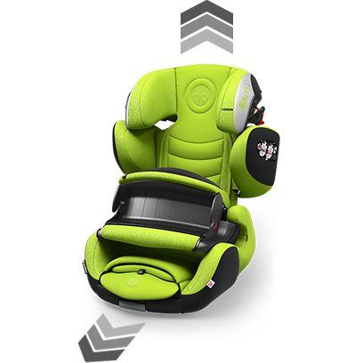 Kiddy Guardianfix 3 Children's seat: kiddy