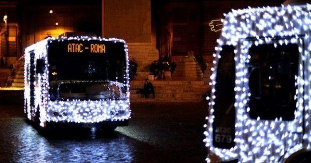 La realtà del trasporto pubblico romano è una faccenda complessa e, a quanto pare, abbiamo creato un tema di discussione. La domanda di fondo però è: 'Atac aperta a Natale o no?'