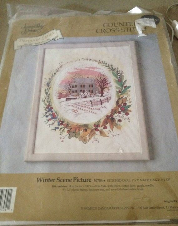 COUNTED CROSS STITCH WinterSomething Special Counted Cross