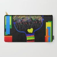 thoughtforms Carry-All Pouch