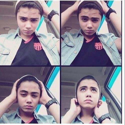 He's so cute♥♥