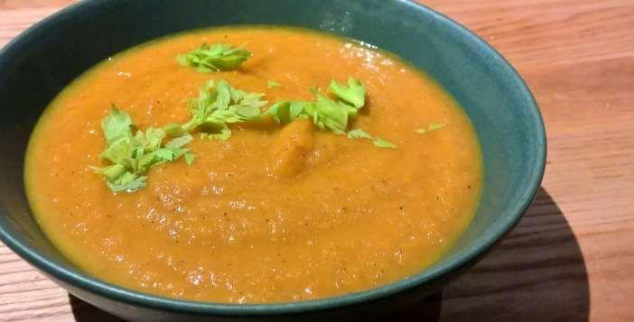 mausteinen porkkanakeitto