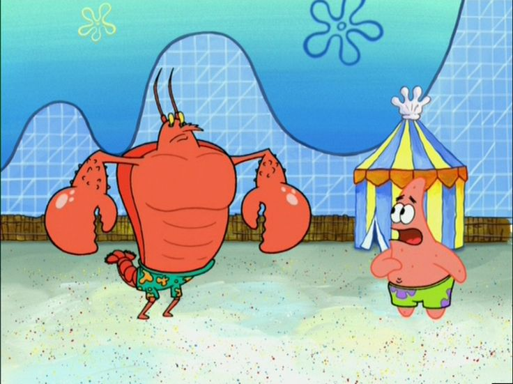Spongebob Larry