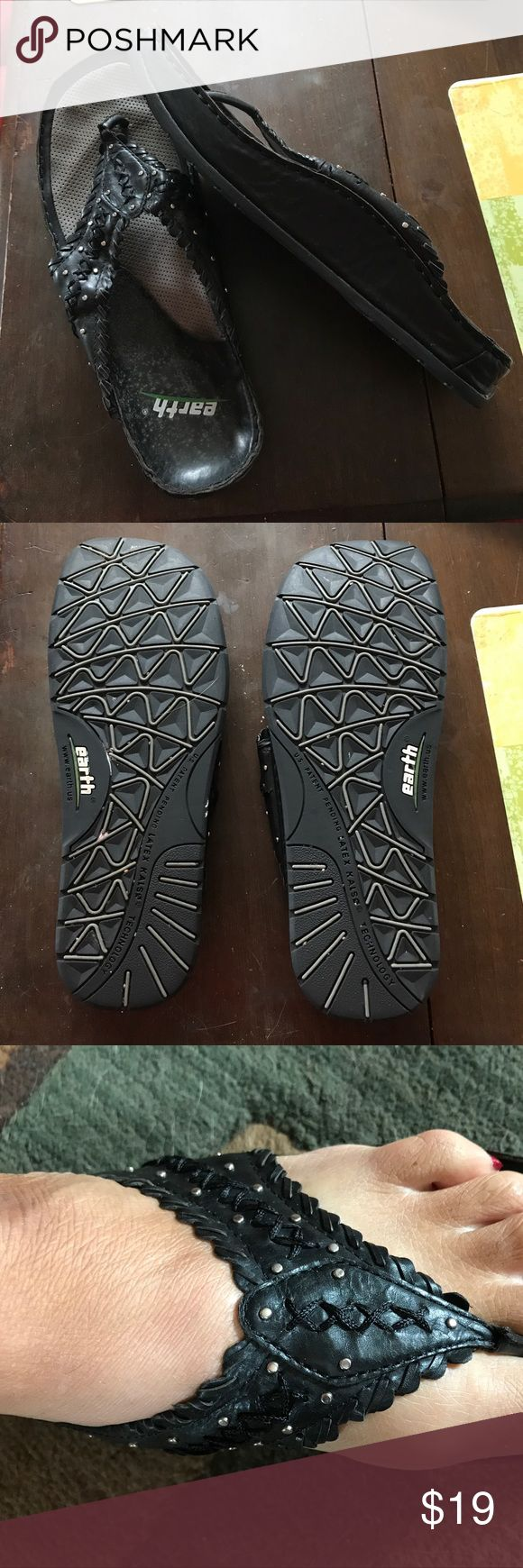 Earth shoes size 10 Like new earth shoes with negative heal earth Shoes Sandals