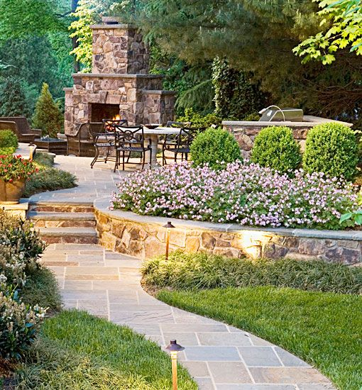 Walled Kitchen Garden Design: 17+ Best Images About GH Steps And Terrace On Pinterest