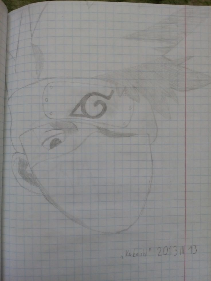 Naruto Hatake Kakashi