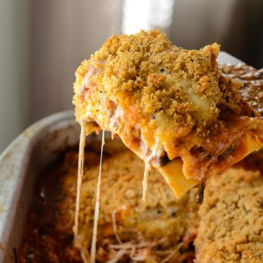 The BEST Vegetable Lasagna Recipe you will ever try
