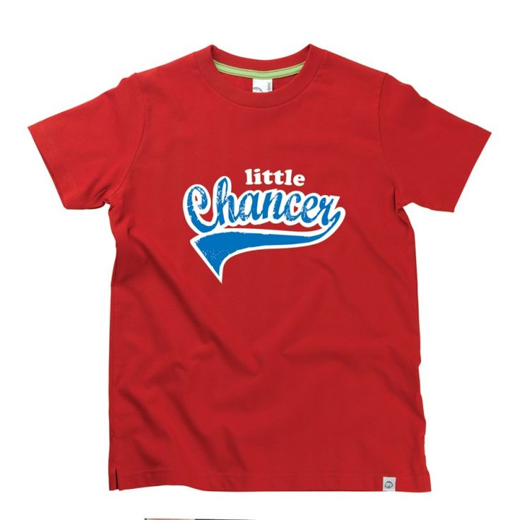 Little Chancer Kids T-Shirt by Hairy Baby