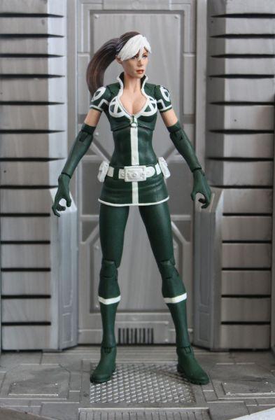 Rogue (X-Men Legacy) Custom Action Figure