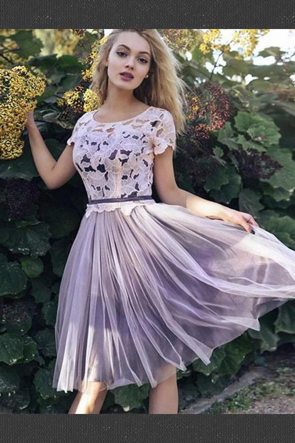 84842531239 Hot Sale Comely Short Homecoming Dresses
