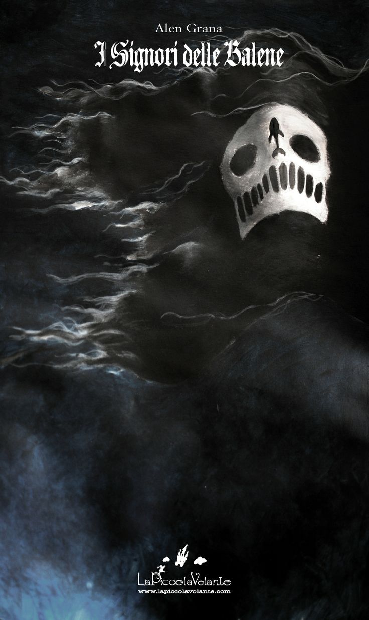 """Cover Book """"I Signori delle Balene"""" piratesco edito LPV"""