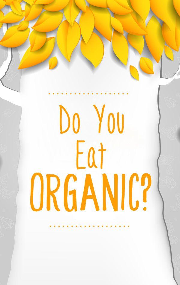 Top 5 Reasons to Eat Organic