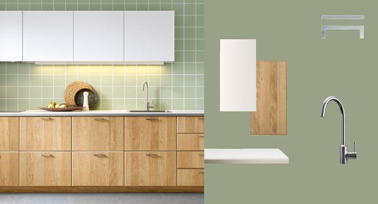 ikea 39 s new metod kitchen hyttan doors tahoe remodel. Black Bedroom Furniture Sets. Home Design Ideas