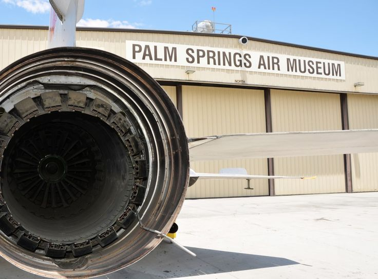 Palm Springs Air Museum is one of my top locations to visit in Palm Springs, have you been?