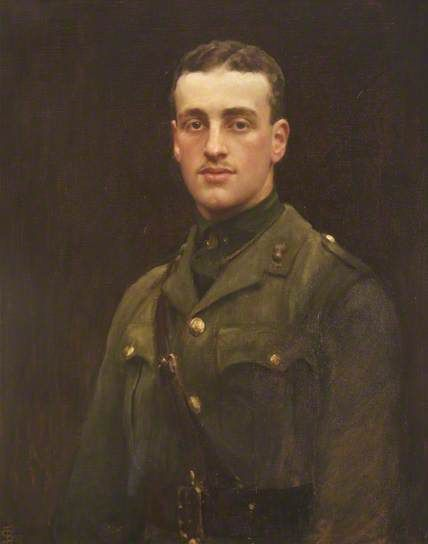 Lieutenant L. M. Platnauer, Brasenose College (1913–1914), Killed at Vimy Ridge (May 21, 1916). / Brasenose lost 115 men in the First World War, including a quarter of the 1913 year. (Wikipedia)