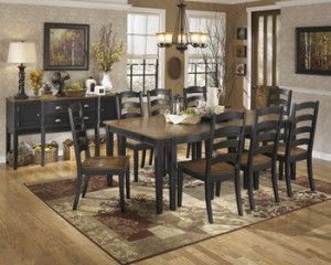 Ashley Furniture Owingsville Dining Room Extension Table D580 45