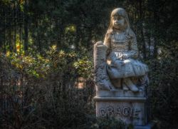 Bonaventure Cemetery is a popular tourist attraction for visitors of Historic Savannah Georgia