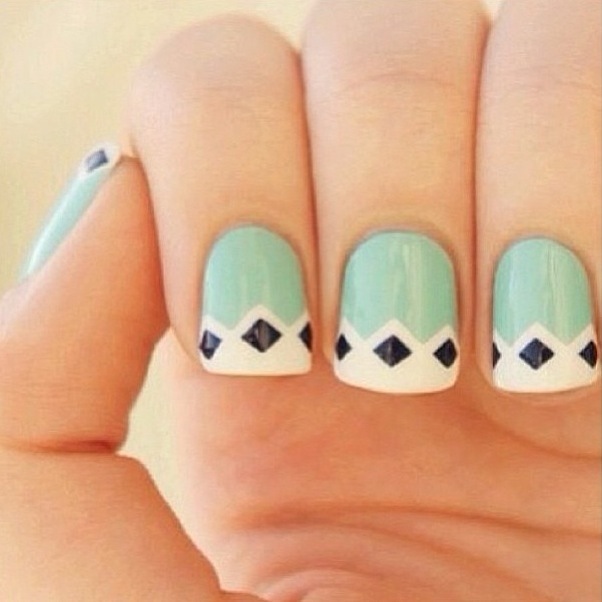 Hipster nails | Nails | Pinterest | Beautiful, Nails and ...