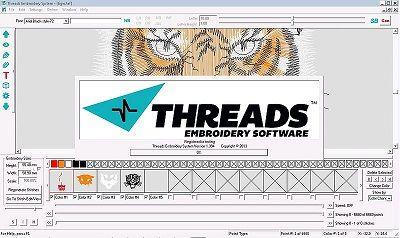 Threads Digitizing Software Program www.ThreadsES.com