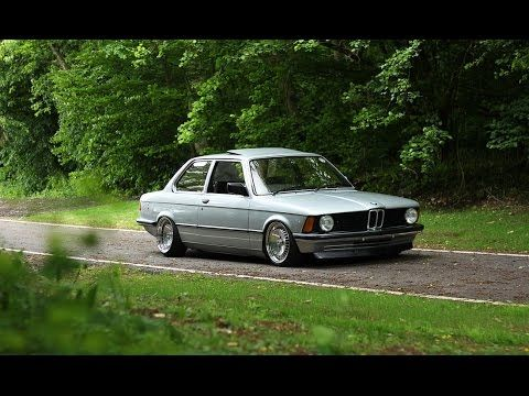 Bens  Bagged bmw  E21 HD