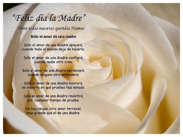 Feliz Dia de las Madres ♥