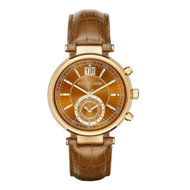 Relógio Michael Kors Feminino Ref: Mk2424/2mn