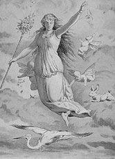 Dass der Name nicht aus der christlichen Tradition stammt, hat wohl den Grund, dass man so die Heiden dazu bringen wollte, sich mehr mit dem höchsten aller christlichen Feste zu identifizieren. Für den Osterbrauch, dass ein Hase Eier bringt, gibt es viele Erklärungsansätze. Zum einen existierten in damaligen Religionen Göttinnen, deren Symbol der Hase war - wie etwa die griechische Fruchtbarkeitsgöttin Aphrodite und die germanische Erdgöttin Holda. Holdas Zeichen war nicht nur der Hase…