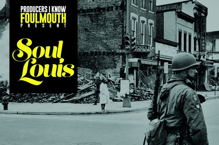 "PRODUCERS I KNOW AND FOUL MOUTH PRESENTS SOUL LOUIS  Detroit Emcee/Producer Foul Mouth teamed up with Producers I Know to drop his debut beat tape ""Soul Louis"". Here are 20 Raw Soul Stirring Beats that were born out of growth, devastation, wealth, poverty, anger, and joy. This album serves as a sonic love letter to Detroit."