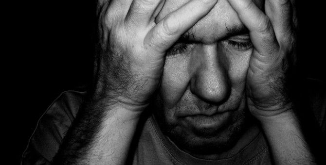 How do you deal with a depressed spouse