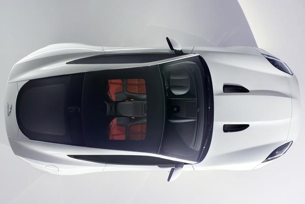 Jaguar F-Type Coupe 2013 LA Debut