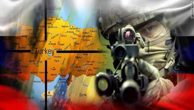 Ρωσικά μαχητικά βομβάρδισαν Τούρκους τη στιγμή που παρέδιδαν αντιαεροπορικά συστήματα στην Al-Nusra – Προσοχή: Σκληρές εικόνες