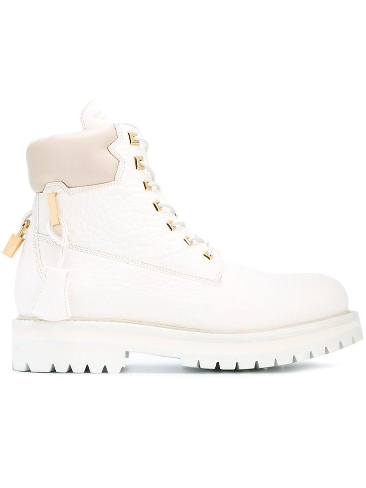 Buscemi lock detail boots