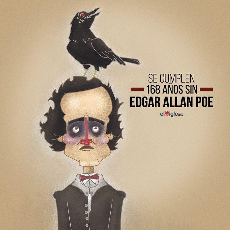 Edgar Allan Poe nació el 19 de enero de 1809, en Boston, Estados Unidos; quedó huérfano cuando tenía apenas dos años, por lo que fue adoptado por el matrimonio conformado por Frances y John Allan, un acaudalado comerciante de ascendencia escocesa que vivía en Richmond.