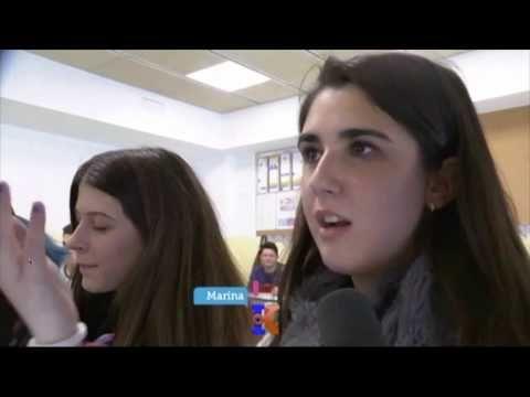 Mystery Skype (Admiral Farragut vs Escola Pia Santa Anna)