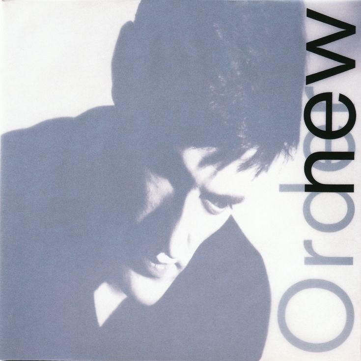 Album cover for Low Life - New Order, by Peter Saville