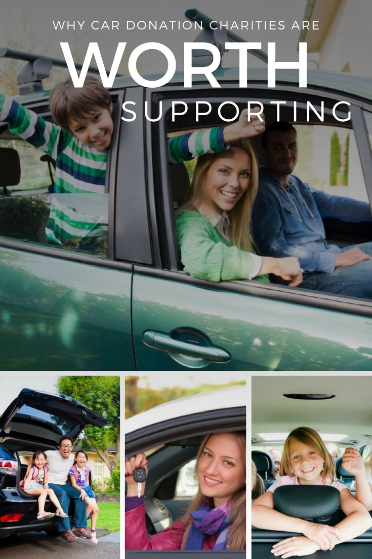 Why should you donate to car donation charities? We'll tell you everything you need to know!
