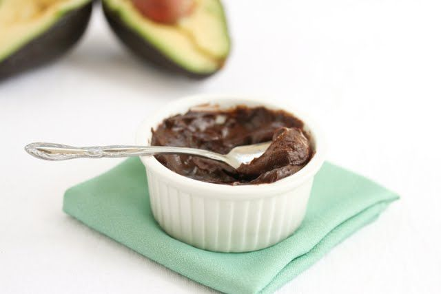 Five Minute Avocado Chocolate Pudding | Kirbie's Cravings | A San Diego food blog