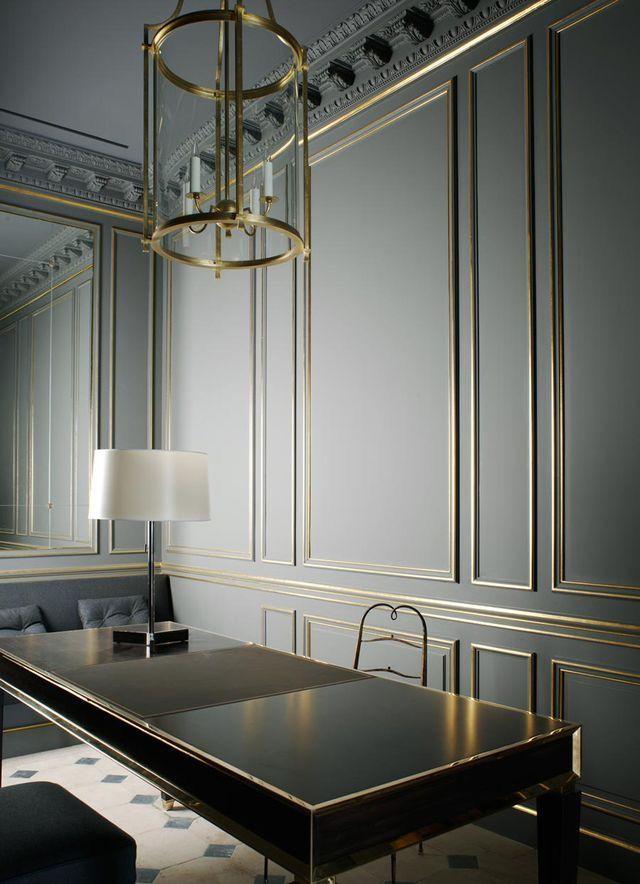 Balmain Interior Interior Design Home Decor