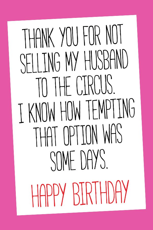Father In Law Birthday Meme : father, birthday, Funny, Birthday, Card,, Digital, Printable, Cards,, Happy, Mother,, Quotes