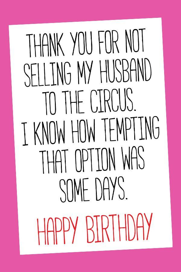 Funny Birthday Card Digital Printable Card Funny Birthday Cards Happy Birthday Mother Birthday Quotes Funny