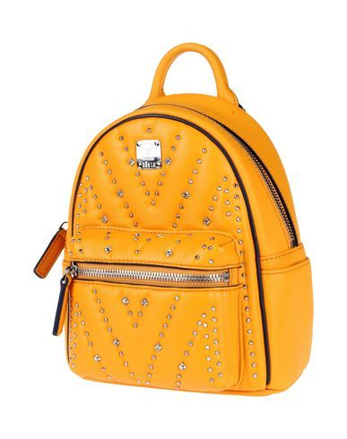 MCM Backpack & fanny pack. #mcm #bags #leather #lining #backpacks #