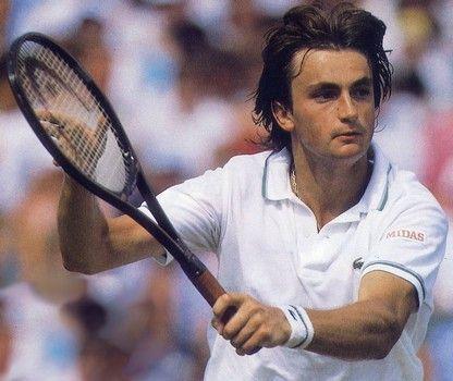 Wimbledon 1985 : premier grand exploit avec une victoire sur Ivan Lendl.