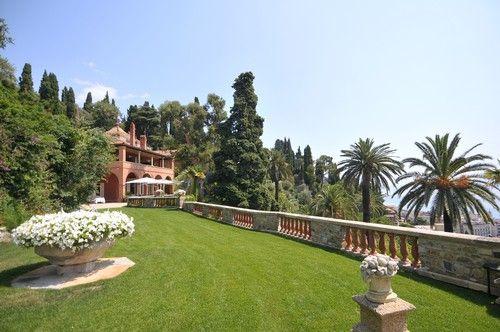Villa Della Pergola Now Open to the Public