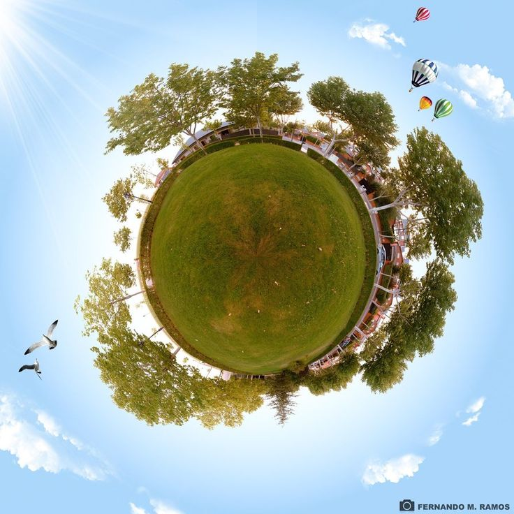 17 Best images about Tiny Planets on Pinterest   Trees ...