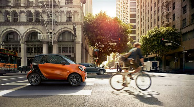 Smart Fortwo by He&Me #smart #fortwo #car #city #transportation