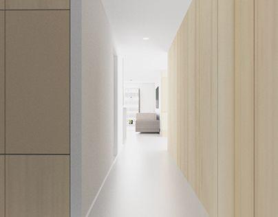 """Check out new work on my @Behance portfolio: """"MIeszkanie minimalistyczne II"""" http://be.net/gallery/48564431/MIeszkanie-minimalistyczne-II"""