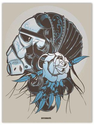 Hydro74 - Piety within ProgressionStorms Troopers, Hydro74, Graphics Design Art, Star Wars, Stars Wars, Art Posters, Fans Art, Hydro 74, Starwars